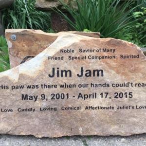 pet-memorial-stone-jim-jam